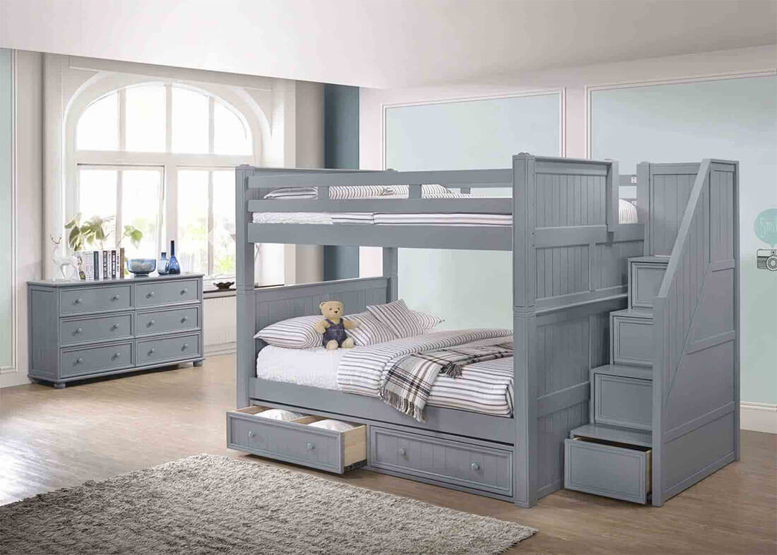 Bunk Beds That Can Easily Fit In Your Room
