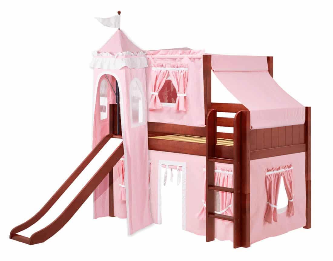 Maxtrix Princess Loft Berkeley Kids Room