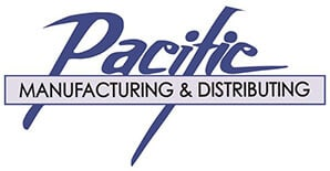 pacific manufacturing and distributing logo