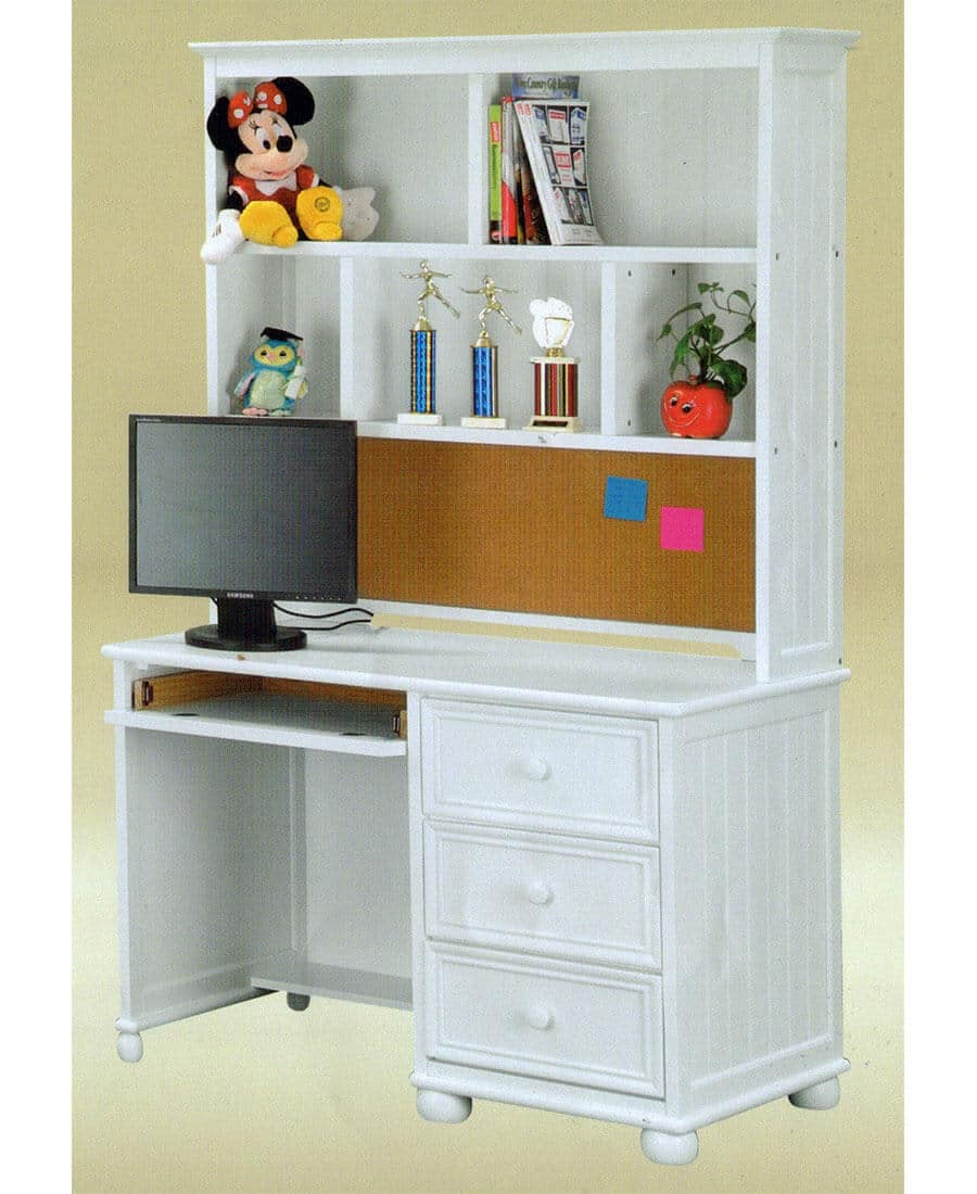 JAY Student Desk and Optional Hutch