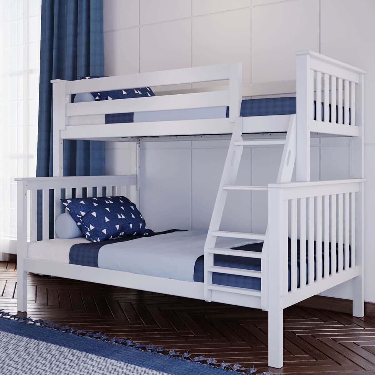 Jackpot Kent Twin Full Bunk Bed Berkeley Kids Room